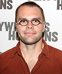 Playwright Samuel D. Hunter attends the 'Pocatello' Meet & Greet at Playwrights Horizons on October 21, 2014 in New York City.