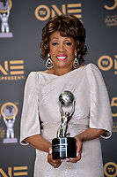 LOS ANGELES, CA. March 30, 2019: Maxine Waters at the 50th NAACP Image Awards.<br /> Picture: Paul Smith/Featureflash