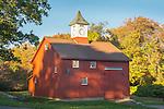Kirtland H. Crump Antique Clock Barn. Madison, CT.