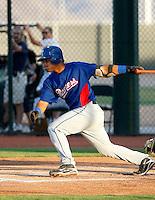 Tomas Telis ---  AZL Rangers - 2009 Arizona League.Photo by:  Bill Mitchell/Four Seam Images