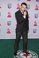 LAS VEGAS, NV - NOVEMBER 15 :  Erick Cuesta pictured at the 2012 Latin Grammys at Mandalay Bay Resort on November 15, 2012 in Las Vegas, Nevada.  Credit: Kabik/Starlitepics/MediaPunch Inc. /NortePhoto