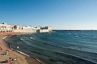 Italy, Puglia, Gallipoli, Old town, città vecchia