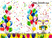 Isabella, CHILDREN BOOKS, BIRTHDAY, GEBURTSTAG, CUMPLEAÑOS, paintings+++++,ITKE055404-INT,#BI#, EVERYDAY ,balloons