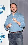 Playwright Aaron Posner attends the Meet & Greet for the new Off-Broadway Play 'My Name Is Asher Lev'  at the Davenport Studios on 10/22/2012 in New York City.