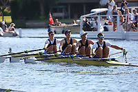 THE PRINCE OF WALES CHALLENGE CUP<br /> Reading University 'B' (288)<br /> Nottingham Univ. & Newcastle Univ. (284)<br /> <br /> Henley Royal Regatta 2018 - Thursday<br /> <br /> To purchase this photo, or to see pricing information for Prints and Downloads, click the blue 'Add to Cart' button at the top-right of the page.