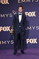 LOS ANGELES - SEP 22:  Jason Bateman at the Emmy Awards 2019: PRESS ROOM at the Microsoft Theater on September 22, 2019 in Los Angeles, CA