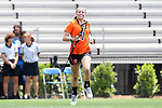 16 May 2015: Princeton's Madelin Rodriguez. The Duke University Blue Devils hosted the Princeton University Tigers at Koskinen Stadium in Durham, North Carolina in a 2015 NCAA Division I Women's Lacrosse Tournament quarterfinal match. Duke won the game 7-3.