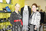 Orlagh Winters and Ann Marie O'Leary at the Green House Clothing Launch in Expose Salon, Mounthawk on Sunday night which raised funds for MS Ireland.