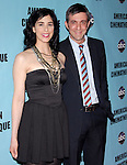 Sarah Silverman & Alec Sulkin. at the 24th annual American Cinematheque Award presentation to Matt Damon held at The Beverly Hilton Hotel in Beverly Hills, California on March 27,2010                                                                   Copyright 2010  DVS / RockinExposures