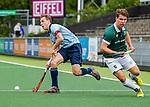 AMSTELVEEN - Floris Breedveldt, finale Laren JA1- HC Rotterdam JA1. Laren wint de titel Jongens A . finales A en B jeugd  Nederlands Kampioenschap.  COPYRIGHT KOEN SUYK