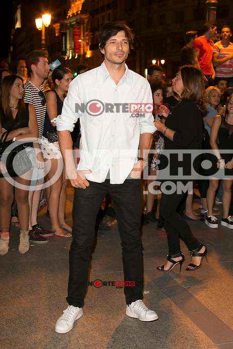Andres Velencoso attends the party of Nike and Roberto Tisci at the Casino in Madrid, Spain. September 15, 2014. (ALTERPHOTOS/Carlos Dafonte) /NortePhoto.com