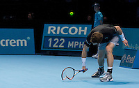 Andy Murray v Stan Wawrinka - ATP World Tour - 20.11.2015