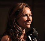 Laura Benanti attending the Roundabout Theatre Company's 2013 Spring Gala at Hammerstein Ballroom in New York City on 3/11/2013
