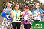 Sandra Byrne 28, Siobhan Lynch 202, Ann Shea 377, Catherine Costello 62, who took part in the Kerry's Eye Tralee International Marathon on Sunday 16th March 2014