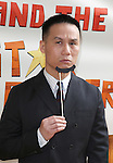 B. D. Wong.attending the Broadway Opening Night Performance of 'Peter And The Starcatcher' at the Brooks Atkinson Theatre on 4/15/2012 in New York City.