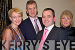 Maura and  Pat Collins with Noel and Keane were in good sprits at the Abbeyfeale United social at the Devon Inn Templeglantine on Saturday night ...   Copyright Kerry's Eye 2008