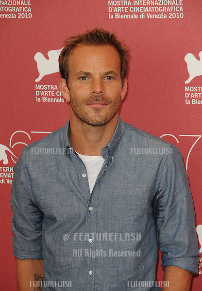 Stephen Dorff at the Somewhere photocall during the 67th annual Venice Film Festival..September 3, 2010  Venice, IT.Picture: Anne-Marie Michel / Featureflash