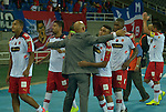 Independiente Medellín empató 2-2 a Águilas Doradas en Pereira, clasificando de manera anticipada a la final del fútbol colombiano.
