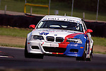 The Fall-Line Motorsports BMW M3 driven by Mark Boden, Steve Jenkins, and Nick Ham at the Emco Gears Classic at Mid-Ohio, 2006<br />