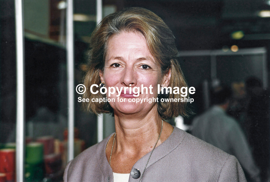 Baroness Jay aka Margaret Jay, Labour Party, UK, life peer, 19971002BMJ.<br />