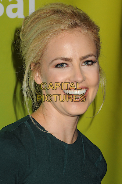 14 July 2014 - Beverly Hills, California - Amanda Schull. NBC Universal Press Tour Summer 2014 - Day 2 held at the Beverly Hilton Hotel. <br /> CAP/ADM/BP<br /> &copy;Byron Purvis/AdMedia/Capital Pictures
