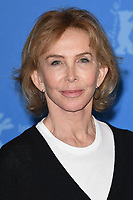 BERLIN, GERMANY - FEBRUARY 7: English actress and film producer Trudie Styler attends the International Jury photocall during the 69th Berlinale International Film Festival Berlin at the Grand Hyatt Hotel on February 7, 2018 in Berlin, Germany.<br /> CAP/BEL<br /> ©BEL/Capital Pictures