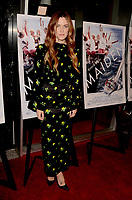 "LOS ANGELES - JUN 14:  Riley Keough at the ""Maiden"" Los Angeles Premiere at the Linwood Dunn Theater on June 14, 2019 in Los Angeles, CA"