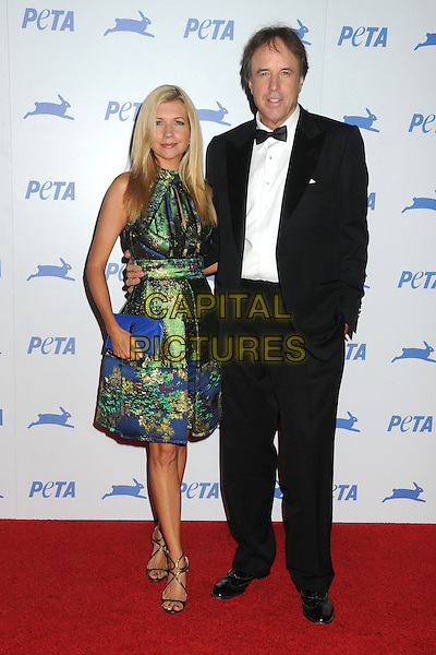 30 September 2015 - Hollywood, California - Susan Yeagley, Kevin Nealon. PETA 35th Anniversary Gala held at the Hollywood Palladium. <br /> CAP/ADM/BP<br /> &copy;BP/ADM/Capital Pictures