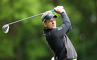 Luke Donald - BMW PGA Golf Championship at Wentworth Golf Course - 23/05/13 - MANDATORY CREDIT: Rob Newell/TGSPHOTO - Self billing applies where appropriate - 0845 094 6026 - contact@tgsphoto.co.uk - NO UNPAID USE