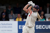 Nick Browne of Essex hits out during Essex CCC vs Yorkshire CCC, Specsavers County Championship Division 1 Cricket at The Cloudfm County Ground on 9th July 2019