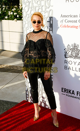 Beverly Hills, CA - JULY 10:  Noomi Rapace attends the American Friends of Covent Garden 50th Anniversary Celebration at Jean-Georges-Beverly Hills on July 10, 2019 in Beverly Hills, California.<br /> CAP/MPIIS<br /> ©MPIIS/Capital Pictures
