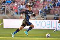 Stanford, CA - Saturday July 01, 2017: Chris Wondolowski during a Major League Soccer (MLS) match between the San Jose Earthquakes and the Los Angeles Galaxy at Stanford Stadium.