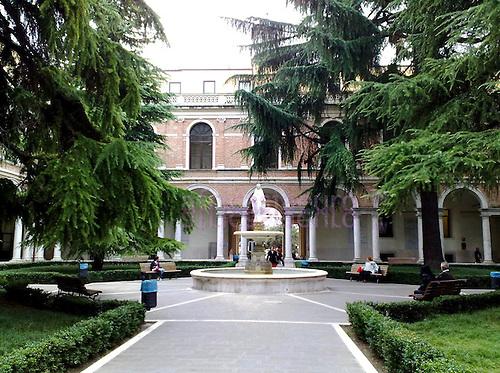 Padua University Italy