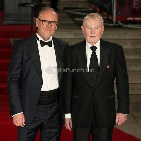 Derek Jacobi attends Murder On The Orient Express World Premiere - London, England (02/11/2017) Credit: Ik Aldama/DPA/MediaPunch ***FOR USA ONLY***