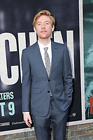 """LOS ANGELES - AUG 5:  Domhnall Gleeson at the """"The Kitchen"""" Premiere at the TCL Chinese Theater IMAX on August 5, 2019 in Los Angeles, CA"""