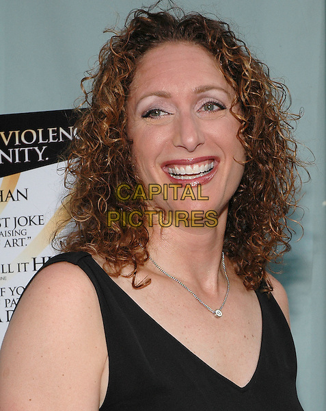 "26 July 2005 - New York, New York - Judy Gold arrives at the premiere of her new film, ""The Aristocrats"", at The Directors Guild Theater in Manhattan.  .Photo Credit: Patti Ouderkirk/AdMedia"