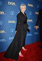 HOLLYWOOD, CA - FEBRUARY 02: Helen Mirren attends the 71st Annual Directors Guild Of America Awards at The Ray Dolby Ballroom at Hollywood & Highland Center on February 02, 2019 in Hollywood, California.<br /> CAP/ROT/TM<br /> ©TM/ROT/Capital Pictures