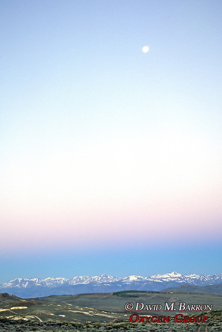 Moon Scenic
