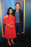 Octavia Spencer &amp; Michael Shannon at the Los Angeles premiere of &quot;The Shape of Water&quot; at the Academy of Motion Picture Arts &amp; Sciences, Beverly Hills, USA 15 Nov. 2017<br /> Picture: Paul Smith/Featureflash/SilverHub 0208 004 5359 sales@silverhubmedia.com