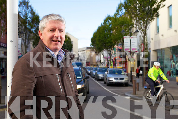 Former Australian Government Minister Brendan O'Connor who lived in Tralee as a teenager.