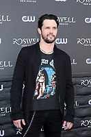 "LOS ANGELES - JAN 10:  Nathan Parsons at the ""Roswell, New Mexico"" Experience at the 8801 Sunset Blvd on January 10, 2019 in West Hollywood, CA"