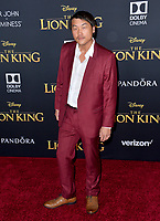 "LOS ANGELES, USA. July 10, 2019: Doua Moua at the world premiere of Disney's ""The Lion King"" at the Dolby Theatre.<br /> Picture: Paul Smith/Featureflash"