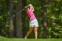Emma Talley (USA) watches her tee shot on 2 during round 4 of the U.S. Women's Open Championship, Shoal Creek Country Club, at Birmingham, Alabama, USA. 6/3/2018.<br /> Picture: Golffile | Ken Murray<br /> <br /> All photo usage must carry mandatory copyright credit (&copy; Golffile | Ken Murray)