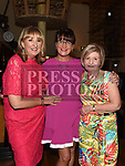 Mary Kelly and Mona Murphy pictured at their retirement from Dunnes Stores party in The Mariner with friend Patricia Harrison. Photo:Colin Bell/pressphotos.ie