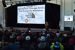 The Colorado Avalanche Information Center hosts the 16th annual Colorado Snow and Avalanche Workshop in Breckenridge, October 6, 2017.