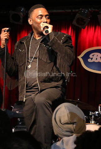 NEW YORK, NY - JANUARY 18: Big Daddy Kane performs at BB Kings, January 18, 2016 in New York City. <br /> Credit: Walik Goshorn/MediaPunch