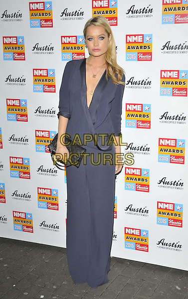 LONDON, ENGLAND - FEBRUARY 18: Laura Whitmore attends the NME Awards 2015, O2 Academy Brixton, Stockwell Rd., on Wednesday February 18, 2015 in London, England, UK. <br /> CAP/CAN<br /> &copy;CAN/Capital Pictures