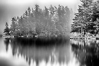 Mountain Lake, Moran State Park, Orcas Island, Washington