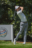 Kyle Stanley (USA) watches his tee shot on 2 during round 3 of the World Golf Championships, Mexico, Club De Golf Chapultepec, Mexico City, Mexico. 3/3/2018.<br /> Picture: Golffile | Ken Murray<br /> <br /> <br /> All photo usage must carry mandatory copyright credit (&copy; Golffile | Ken Murray)
