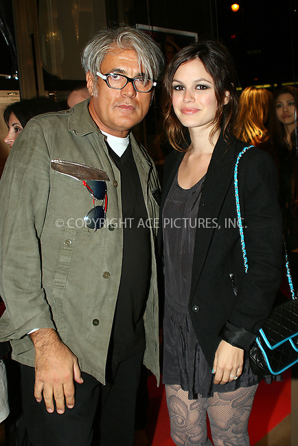 WWW.ACEPIXS.COM . . . . .  ....September 10 2009, New York City....Actress Rachel Bilson and designer Giuseppe Zanotti at the World of Giuseppe Zanotti during Fashion's Night Out at the Giuseppe Zanotti Boutique on September 10, 2009 in New York City....Please byline: NANCY RIVERA- ACE PICTURES.... *** ***..Ace Pictures, Inc:  ..tel: (212) 243 8787 or (646) 769 0430..e-mail: info@acepixs.com..web: http://www.acepixs.com